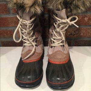 Sorel Joan of Artic waterproof winter boots
